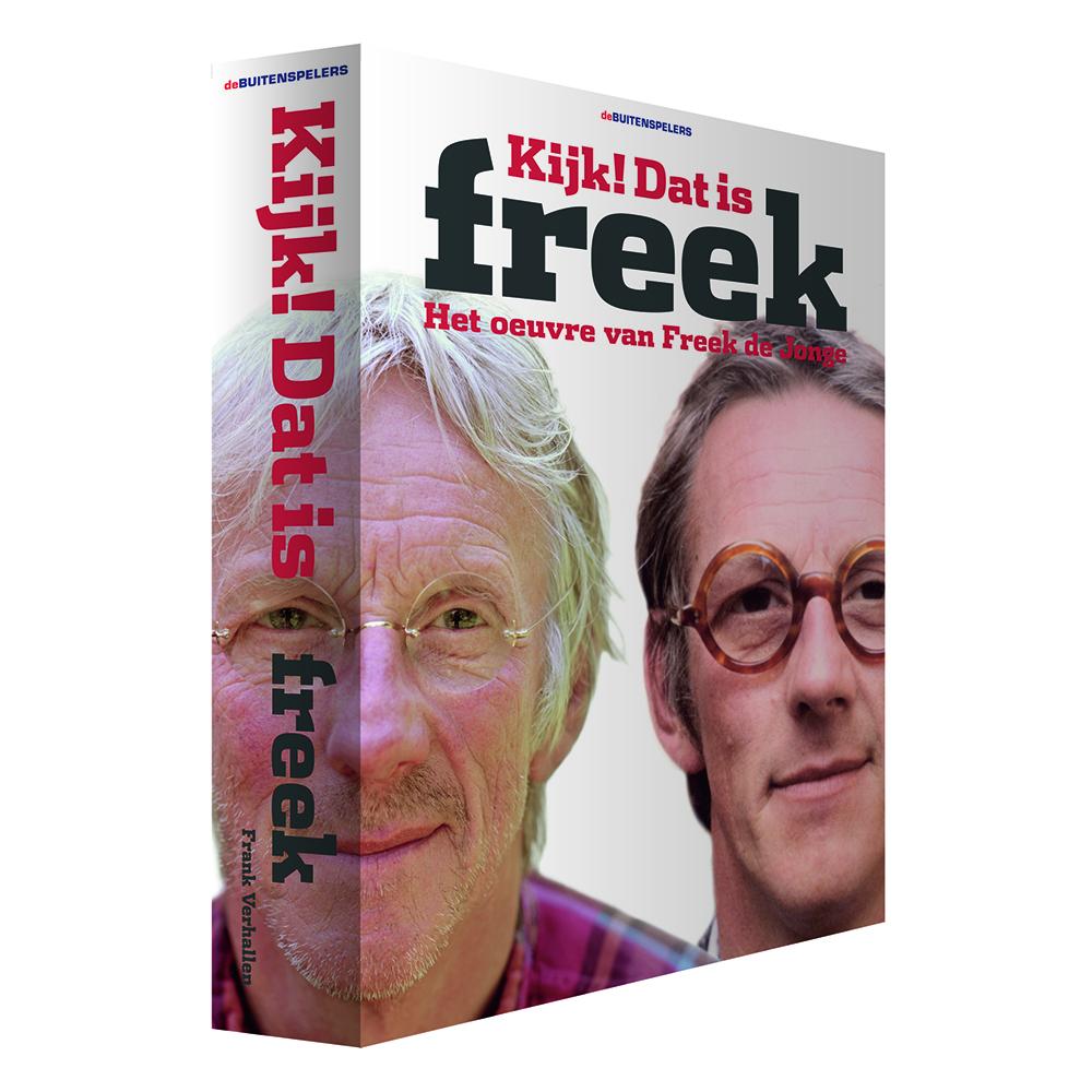 Afbeelding voor voorstelling Kijk dat is Freek!