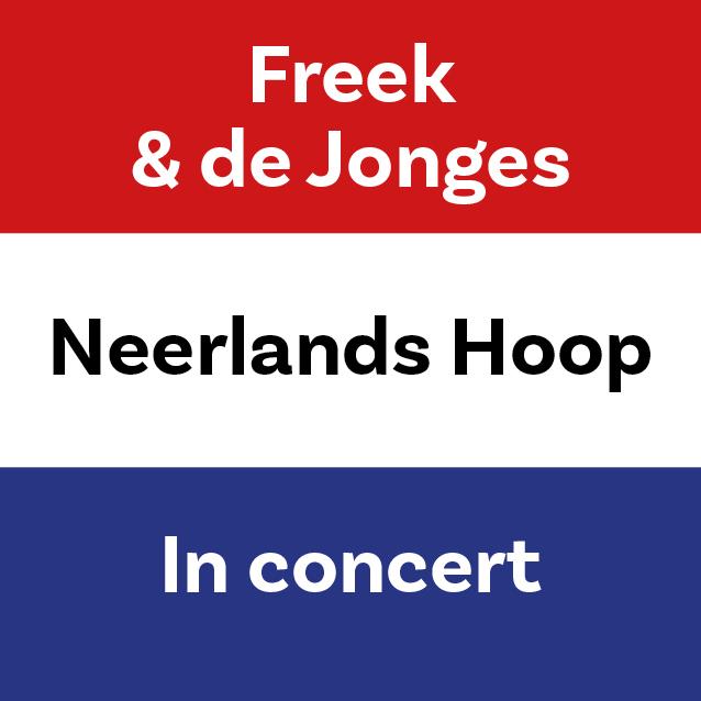 Afbeelding voor voorstelling Neerlands Hoop in Concert