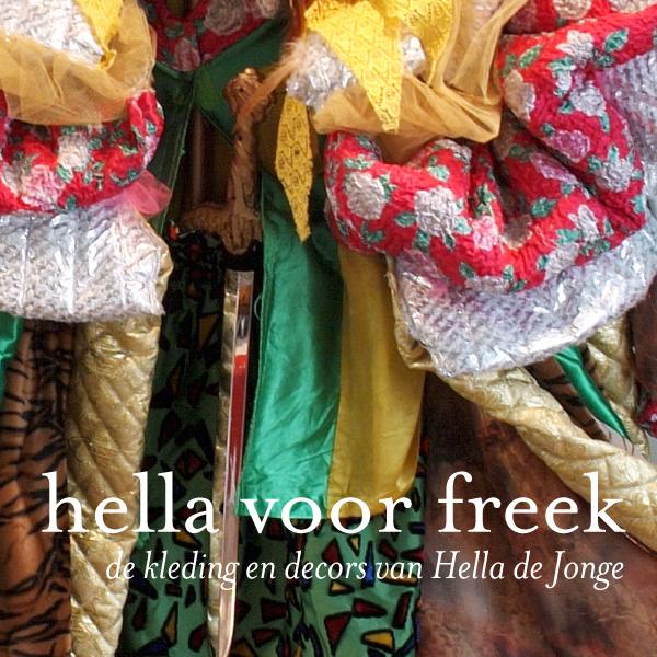 Afbeelding voor voorstelling Hella voor Freek