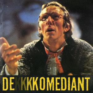 Afbeelding voor voorstelling De Kkkomediant