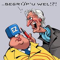 Afbeelding voor voorstelling Actie Laat Groningen niet zakken!