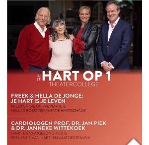 Afbeelding voor voorstelling #Hart op 1