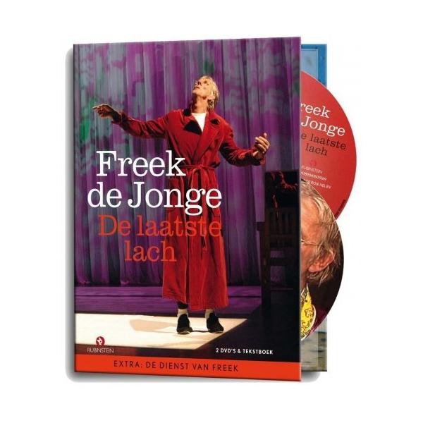 Afbeelding voor voorstelling De laatste lach & De dienst van Freek