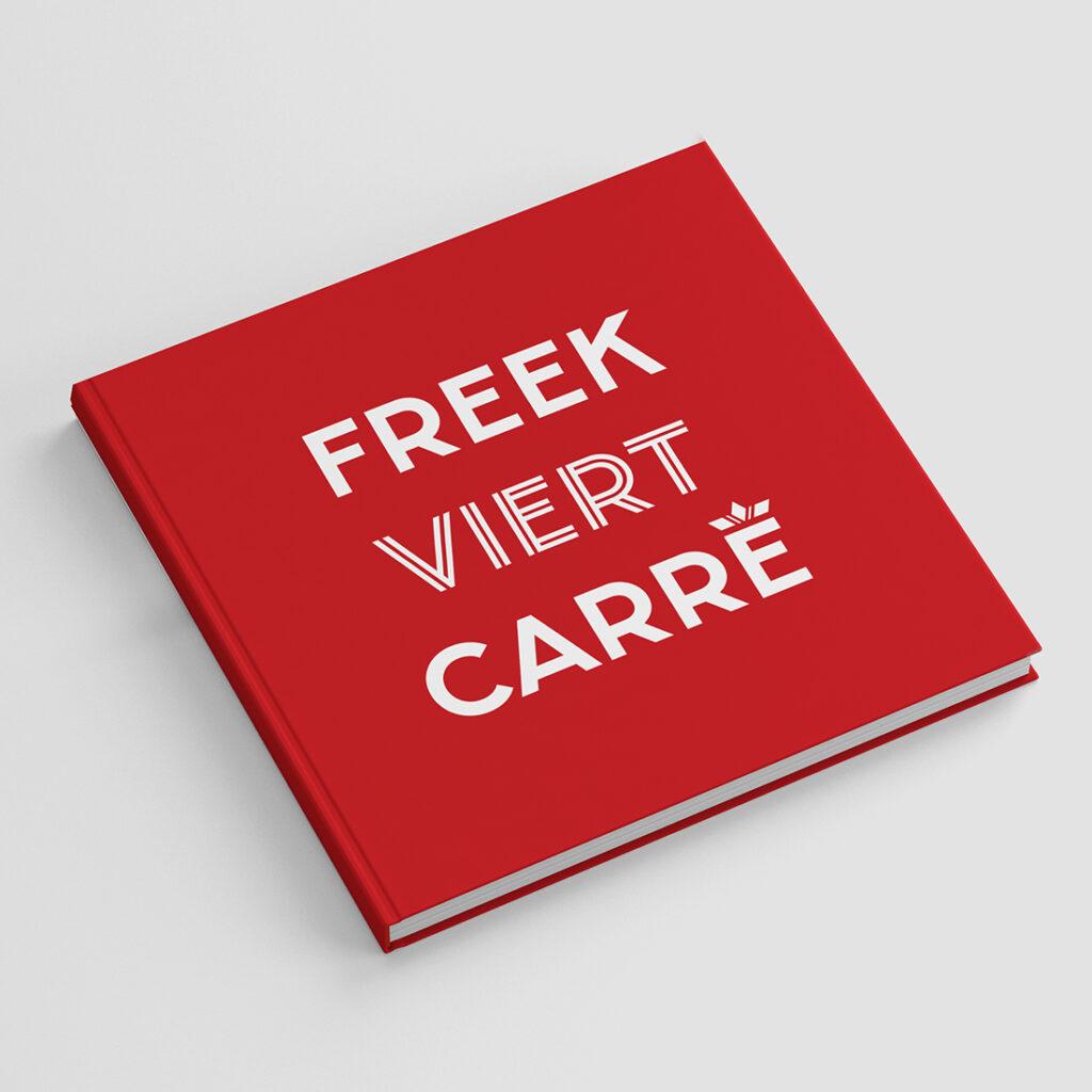Afbeelding voor voorstelling Freek viert Carré